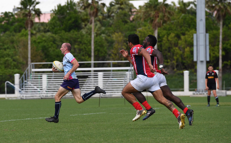 Missed Penalties Cost Bermuda