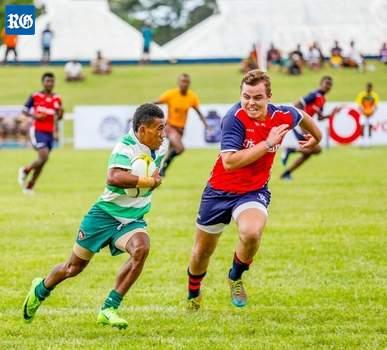O'Shaughnessy shines in prestigious Fiji tournament