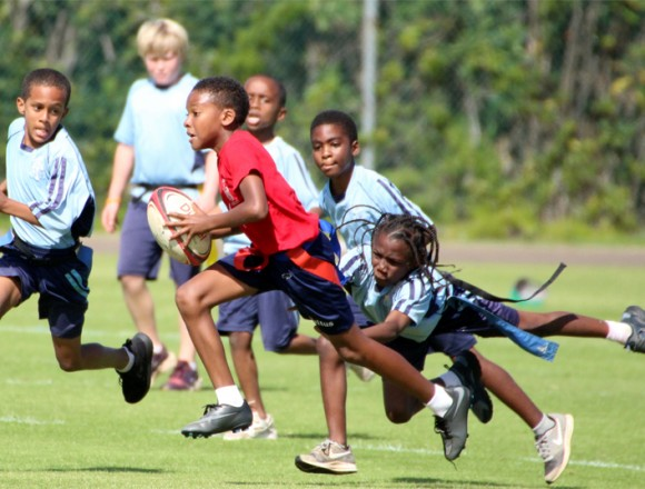 BSSF Primary School Rugby Game Results