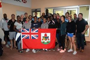 Bermuda Sevens Teams