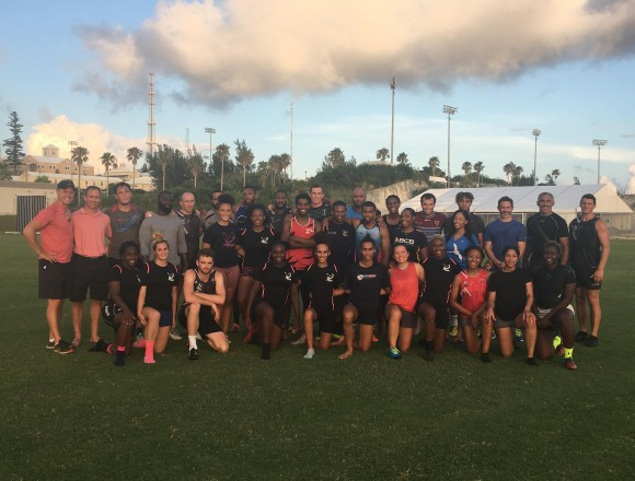 Bermuda National 7's Teams Prepare for Tournaments
