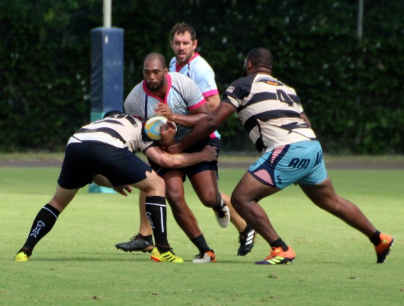 Bermuda Men's National Team Prepare for Final